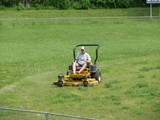 "Optimist Park Franke ""Butt"" Mowing-05/02/2020"
