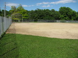 Optimist Park BB/F Infield Done 1 - 05/29/2020