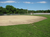 Optimist Park BB/F Infield Done 2 - 05/29/2020